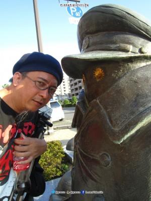 Leiji Matsumoto Symbol Road Tsuruga, Japan