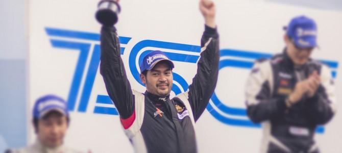 นักแข่ง Thailand Super Series 2013