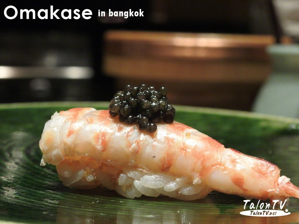 Omakase in Bangkok